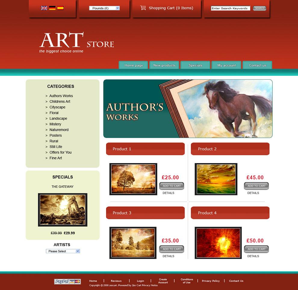 Art-Template-2-home