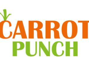 Carrot Punch Drink Logo
