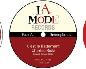 French Record Labels