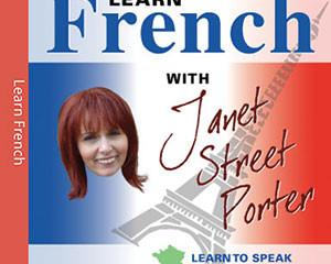 Janet Street Porter CD Cover
