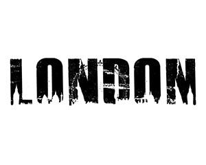 London Logo Design for T-Shirts