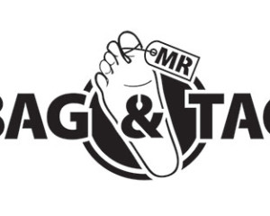 Mr Bag & Tag logo design