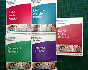 Pension Leaflets