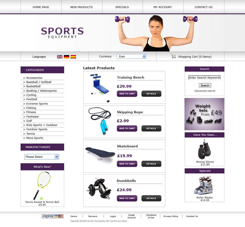 Sports-Equipment-Home-Page
