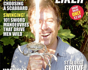 Sword Liker Magazine