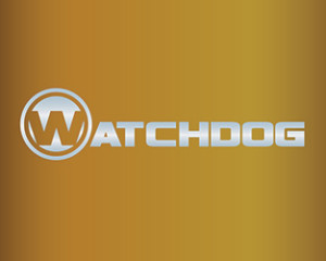 Watchdog Logo on A5 'Question Cards'