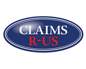 Claims R-Us logo for TV show