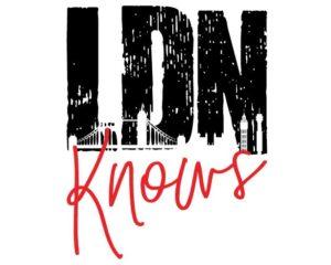 London Knows logo design