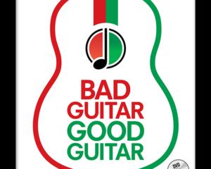 Bad Guitar Good Guitar book cover