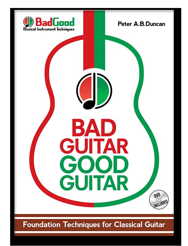 Bad Guitar Good Guitar book