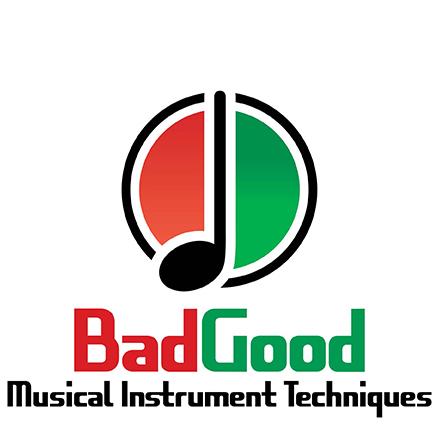 Bad Good Musical Instrument Techniques logo