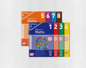 New workbook cover designs for Accelerated Education Publications