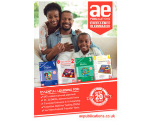 AE Publications Excellence in Education Brochure
